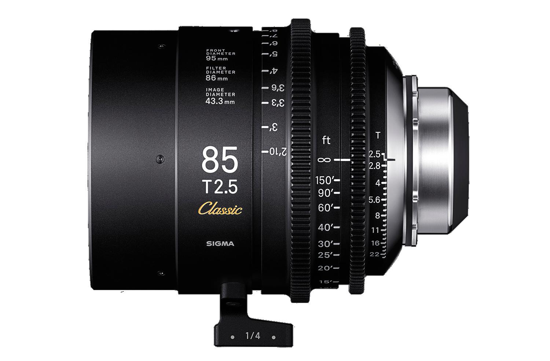 Sigma Classic 85mm FF