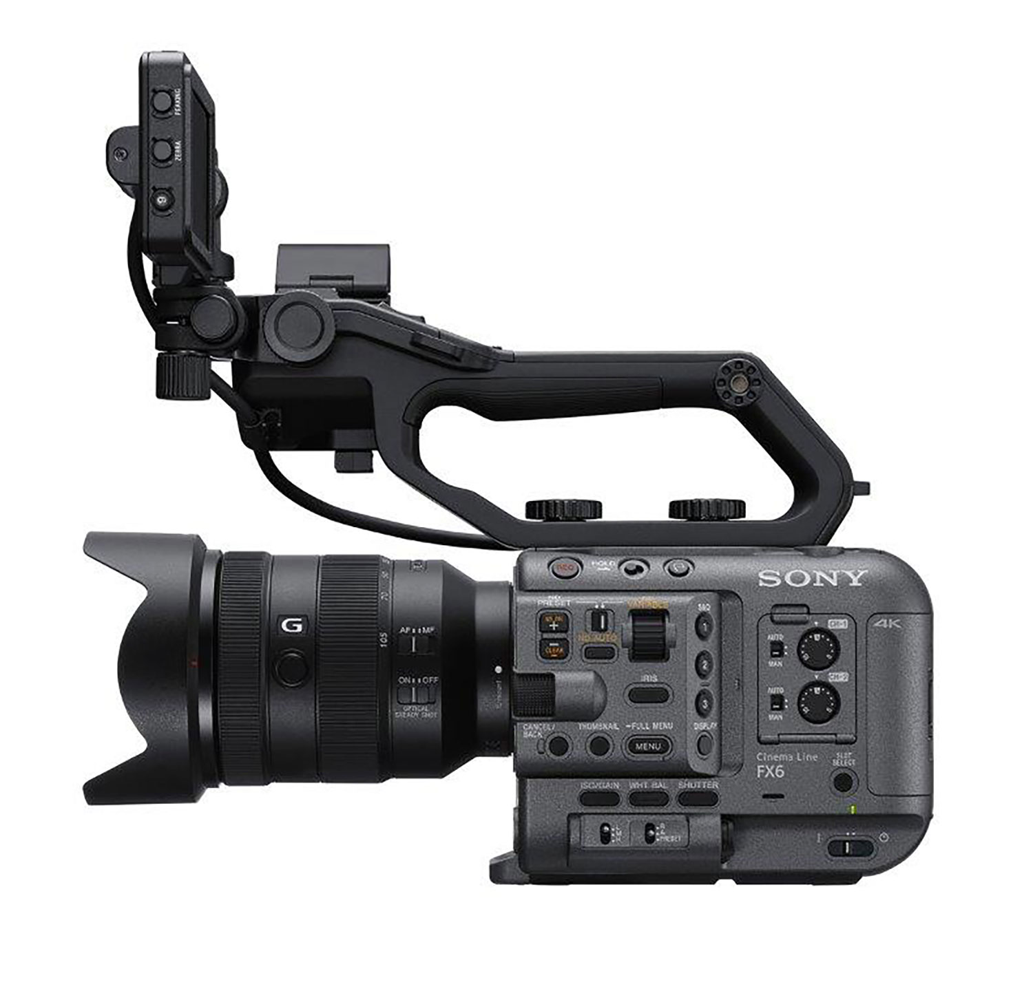 Sony FX6 hire UK