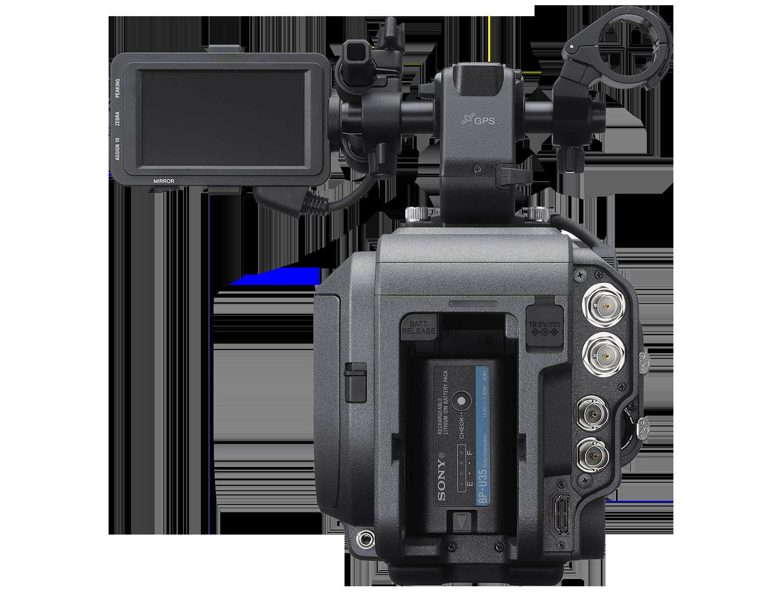 Sony FX9 announced