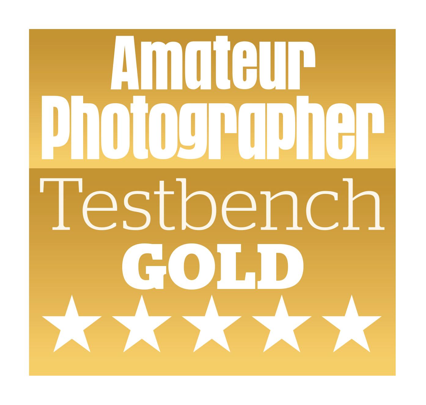 Amateur Photographer Good Test Bench Award